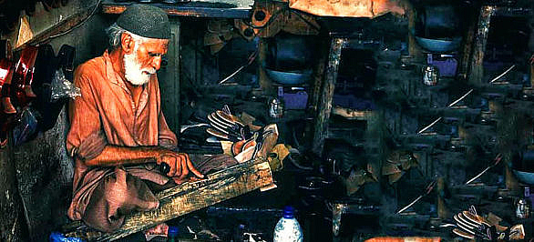 Tukang Sepatu